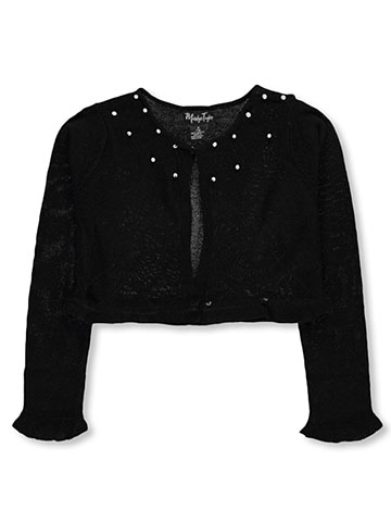 Marilyn Taylor Knit Shrug - CookiesKids.com