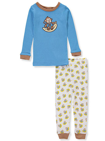 Sweet & Soft Baby Boys' 2-Piece Pajama Set - CookiesKids.com