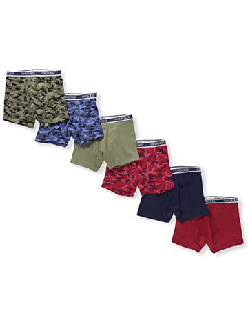 Cherokee Boys' 6-Pack Boxer Briefs - CookiesKids.com
