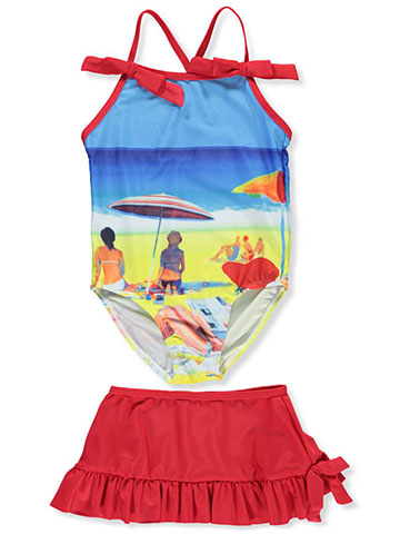 Sol Swim Baby Girls' 2-Piece Swim Set - CookiesKids.com