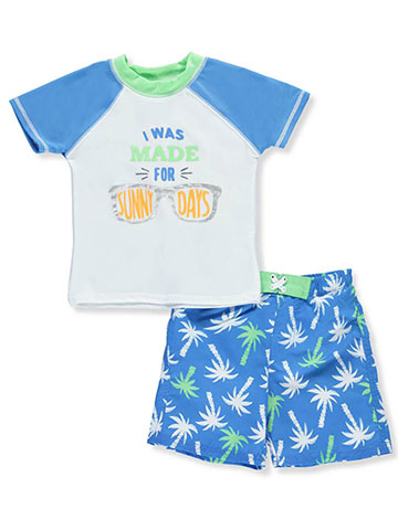Sol Swim Baby Boys' 2-Piece Swim Set - CookiesKids.com