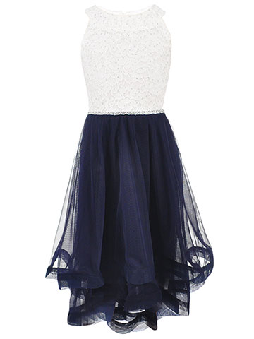 Speechless Girls' Plus Size Dress - CookiesKids.com