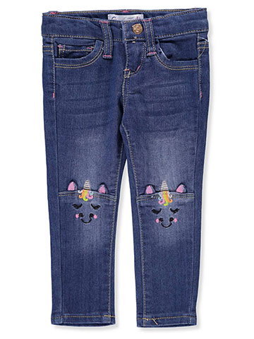 Freestyle Baby Girls' Skinny Jeans - CookiesKids.com