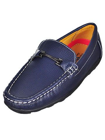 Steve Harvey Boys' Driving Loafers (Sizes 11 – 7) - CookiesKids.com