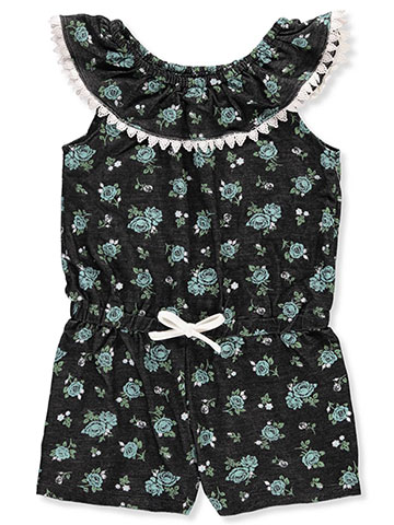 Colette Lilly Girls' Romper - CookiesKids.com