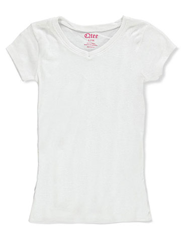 Qtee Girls' T-Shirt - CookiesKids.com