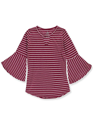 Star Ride Girls' L/S Top - CookiesKids.com