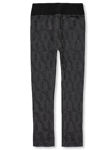 Star Ride Girls' Fleece-Lined Leggings - CookiesKids.com