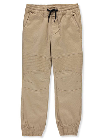 Smith's American Boy's Twill Joggers - CookiesKids.com