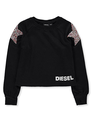 Diesel Girls' Sweatshirt - CookiesKids.com