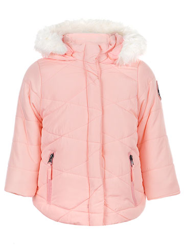 Steve Madden Baby Girls' Insulated Jacket - CookiesKids.com