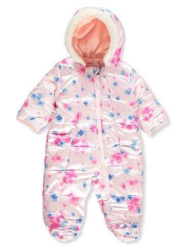 Jessica Simpson Baby Girls' 1-Piece Snowsuit - CookiesKids.com