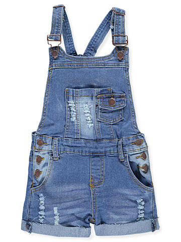 Teen G's Girls' Shortalls - CookiesKids.com