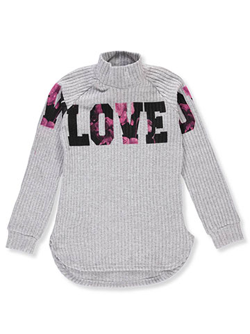 Girls Rule Girls' Sweater - CookiesKids.com
