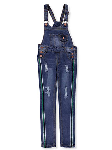 Teen Gs Girls' Skinny Overalls - CookiesKids.com