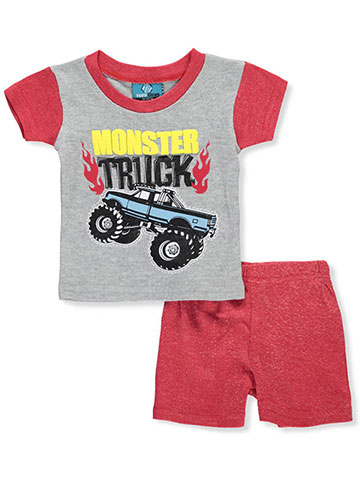 Tuff Guys Baby Boys' 2-Piece Outfit - CookiesKids.com