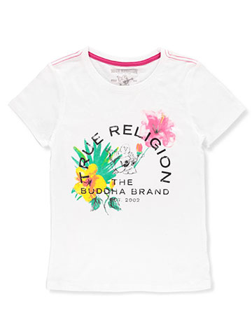 True Religion Girls' T-Shirt - CookiesKids.com