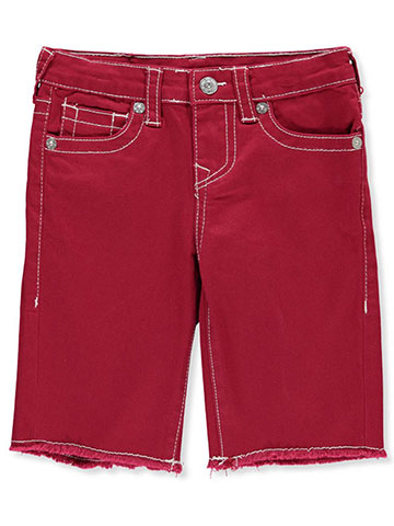True Religion Boys' Jean Shorts - CookiesKids.com