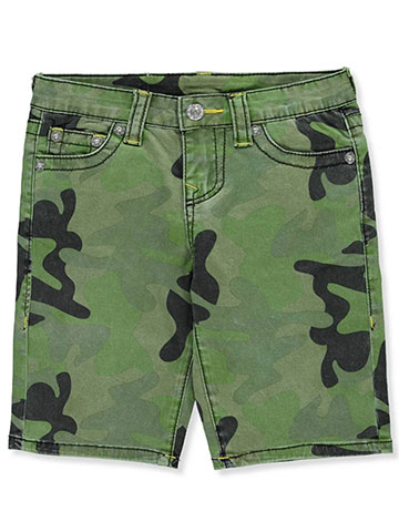 True Religion Boys' Shorts - CookiesKids.com
