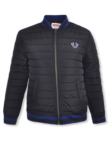 True Religion Boys' Flight Jacket - CookiesKids.com