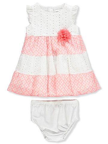 Little Angels Baby Girls' Dress with Diaper Cover - CookiesKids.com
