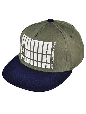 innovative design d7c45 22006 Puma Snapback Cap (Youth One Size)