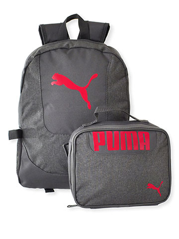 7dda25aec8d Puma Backpack with Insulated Lunchbox - CookiesKids.com