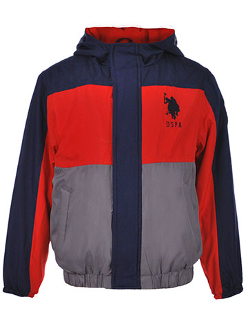 U.S. Polo Assn. Boys' Jacket - CookiesKids.com