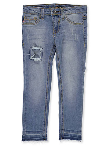 Vigoss Girls' Ankle Skinny Jeans - CookiesKids.com