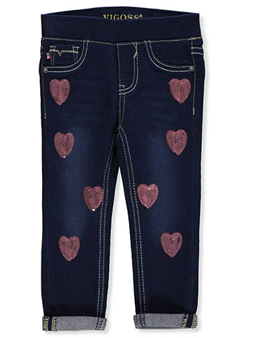 Vigoss Baby Girls' Skinny Jeggings - CookiesKids.com