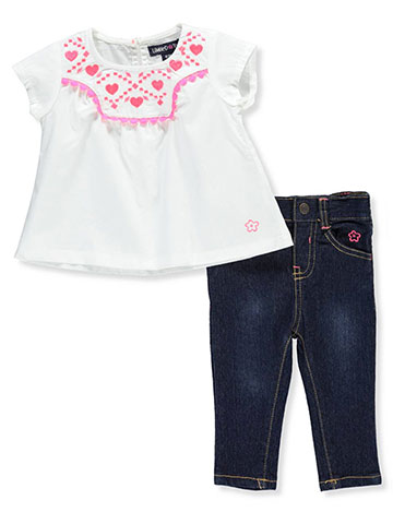 Limited Too Baby Girls' 2-Piece Pants Set Outfit - CookiesKids.com