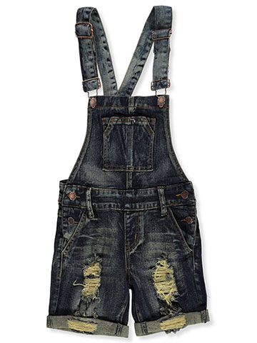 VIP Jeans Girls' Shortalls - CookiesKids.com