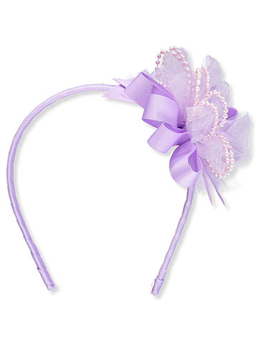 Vulcan International Girls' Bow Headband - CookiesKids.com