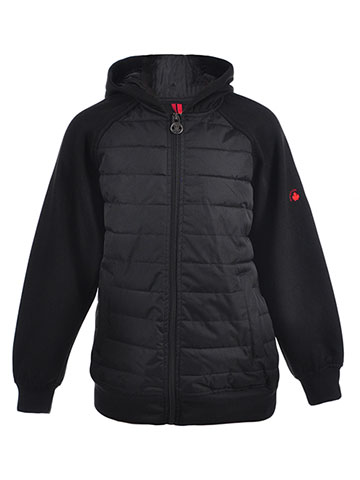 J. Whistler Boys' Hooded Jacket - CookiesKids.com
