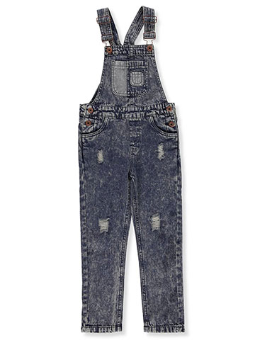 Chillipop Girls' Overalls - CookiesKids.com