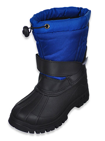 Ice20 Boys' Winter Boots (Sizes 5 – 7) - CookiesKids.com