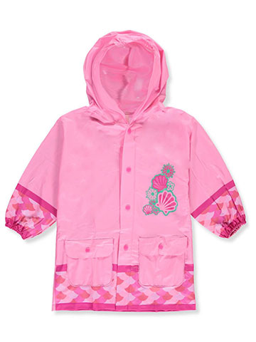Lilly New York Girls' Rain Jacket - CookiesKids.com