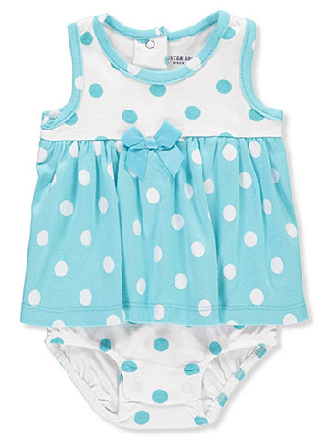 Buster Brown Baby Girls' Dress/Bodysuit Combo - CookiesKids.com