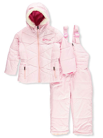 Weatherproof Girls' 2-Piece Snowsuit - CookiesKids.com