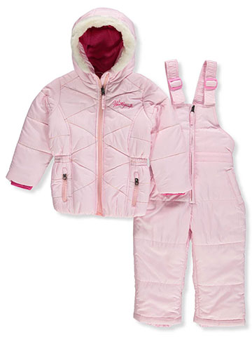 Weatherproof Baby Girls' 2-Piece Snowsuit - CookiesKids.com