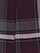 (Burgundy/Gray/White *Plaid #91*)